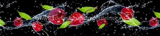 10988 Яблоки. Фартук для кухни
