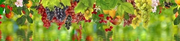 10984 Ягоды и фрукты. Фартук для кухни