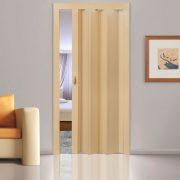 Дуб. Дверь гармошка ПВХ