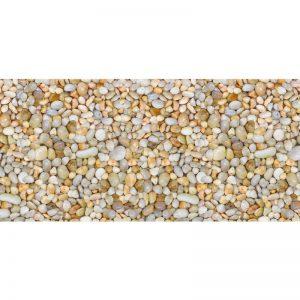 Морские камешки. Фартук для кухни пластиковый. 2 метра