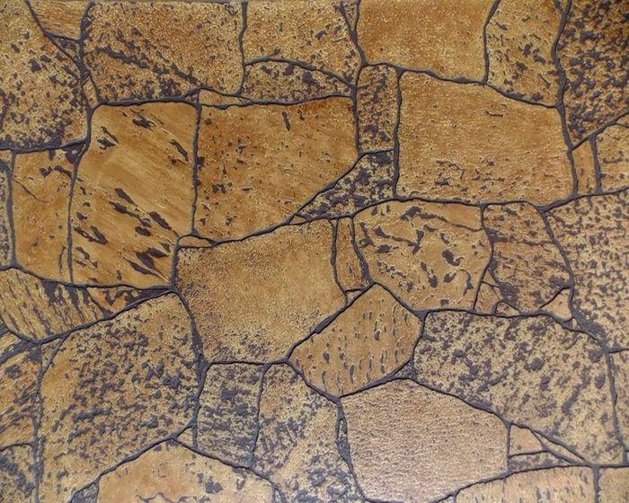 Листовые стеновые панели МДФ Камень