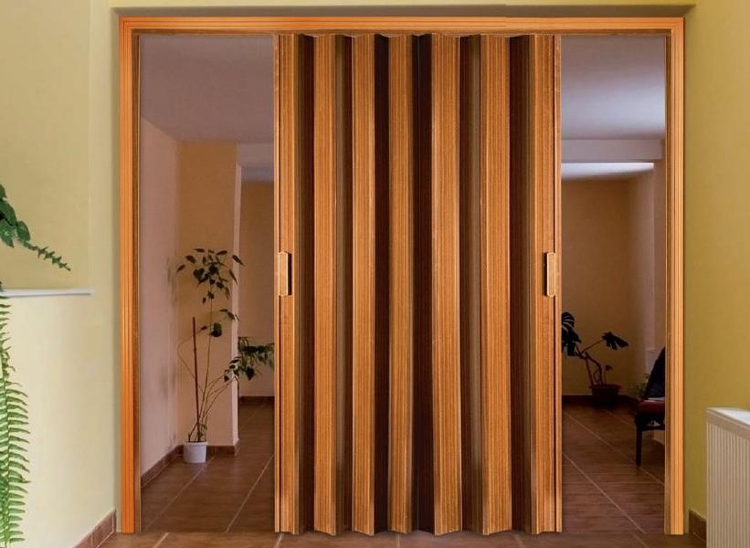Двери раскладные гармошка