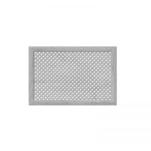 Готико Дуб Серый 600х900 мм. Экран для радиаторов