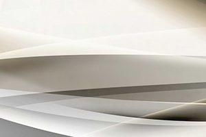 1254 Абстракция. Фартук для кухни пластиковый. 3 метра