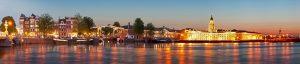Ночной Петербург 1638