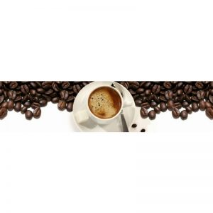 0211 SK Кофе. Фартук для кухни пластиковый. 3 метра
