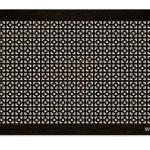 """Дамаско """"Венге"""" 600х1200 мм экран для радиаторов"""