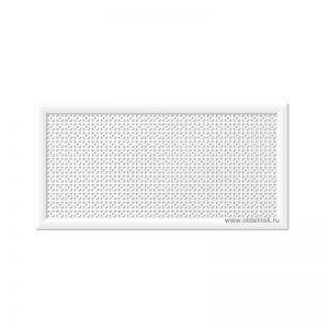 Дамаско Белый 600х1200 мм. Экран для радиаторов