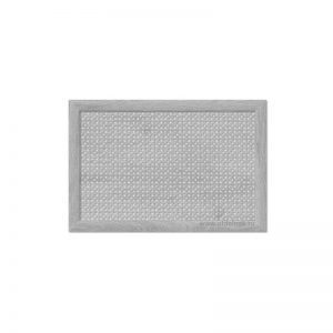 Дамаско Дуб Серый 600х900 мм. Экран для радиаторов