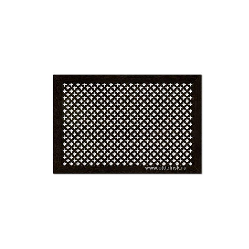 Дамаско Венге 600х900 мм. Экран для радиаторов
