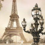 Парижский этюд 97х272см