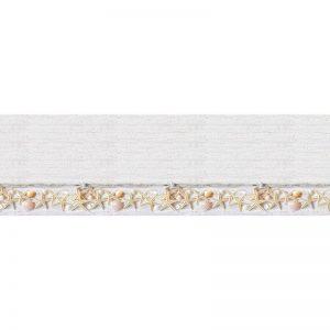 Ракушки. Фартук для кухни пластиковый. 3 метра