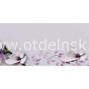 51 Орхидеи. Фартук для кухни МДФ. 2,8 метра