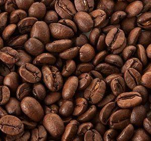 087 Кофе, зерна. Фартук для кухни МДФ. 2,8 метра