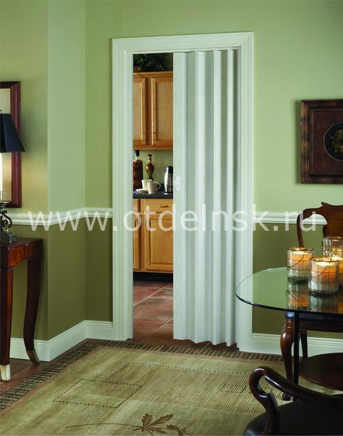 Двери межкомнатные гармошка. Наш каталог