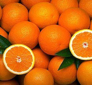 026 Фрукты, апельсины. Фартук для кухни МДФ. 2,8 метра