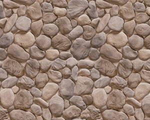 3827 Камни. Фартук для кухни МДФ. 2,8 метра