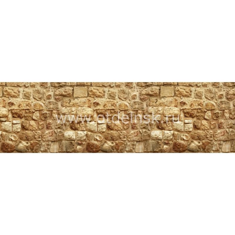 5399 Камень. Фартук для кухни МДФ. 2,8 метра