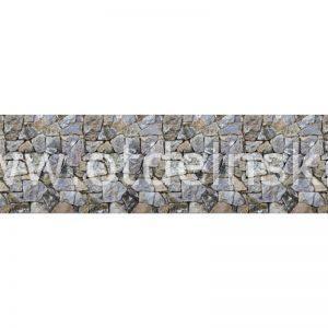 5894 Камень. Фартук для кухни МДФ. 2,8 метра