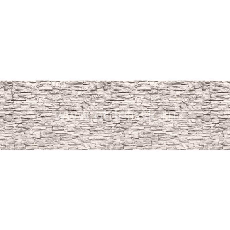 6319 Камень. Фартук для кухни МДФ. 2,8 метра