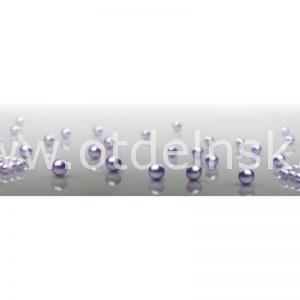 1413 Шарики. Фартук для кухни МДФ. 2,8 метра