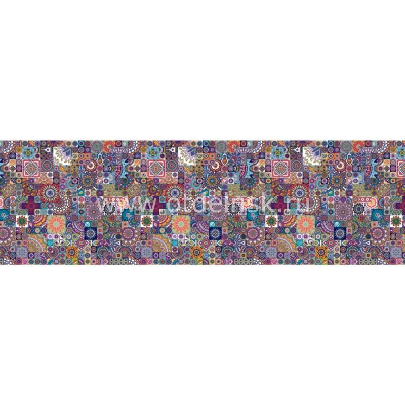 5869 Плитка. Фартук для кухни МДФ. 2,8 метра