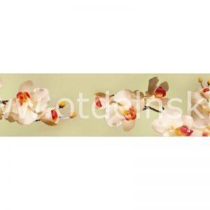 Нежные орхидеи. Фартук для кухни пластиковый. 3 метра