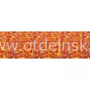 4634 Плитка. Фартук для кухни МДФ. 2,8 метра