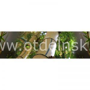 1723 Бамбук. Фартук для кухни МДФ. 2,8 метра