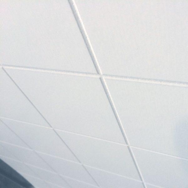 "Листовая панель МДФ 39419 ""Кафель белоснежный"" 1220х2440х3 мм"