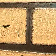 """Листовая панель МДФ 40538 """"Кирпич желтый"""" 1220х2440х6 мм"""