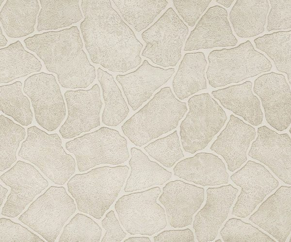 """Листовая панель МДФ 40576 """"Камень Белый"""" 1220х2440х6 мм"""