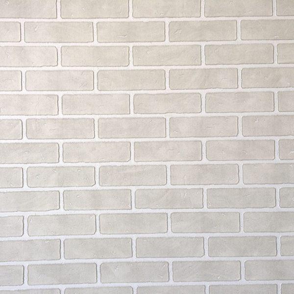 """Листовая панель МДФ 41238 """"Кирпич белый"""" 1220х2440х6 мм"""