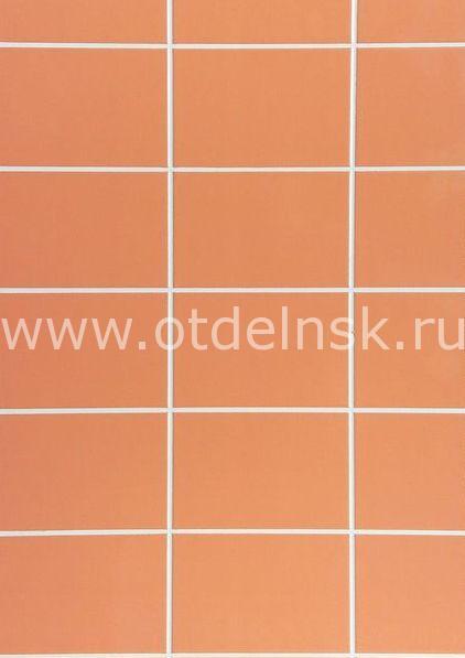 "Листовая панель МДФ 46639 ""Коралловый кафель плитка 10х15″ 1220х2440х3 мм"