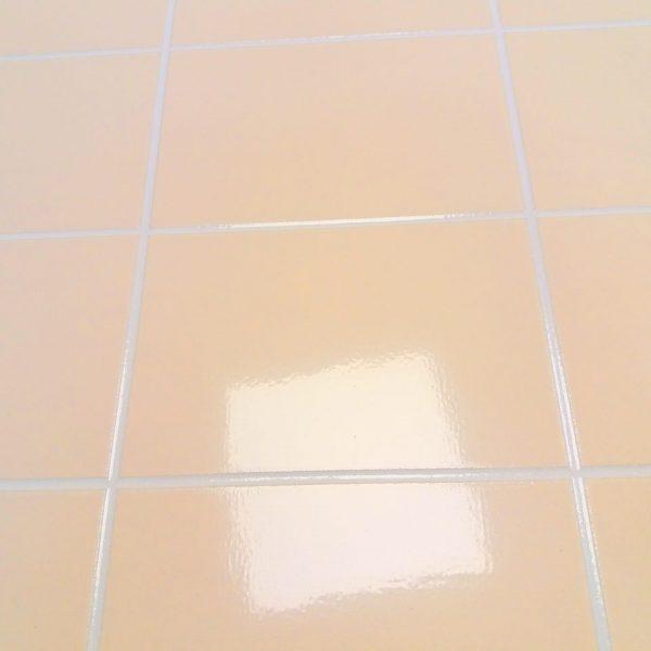 """Листовая панель МДФ 46646 """"Кремовый кафель плитка 10х15 см"""" 1220х2440х3 мм"""