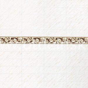 "Листовая панель МДФ 51886 ""Лиловая плетенка"" 1220х2440х3 мм"