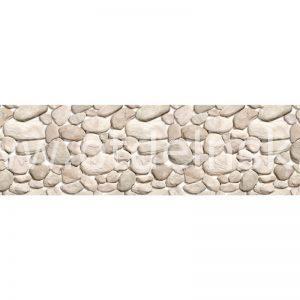 4761 Камень. Фартук для кухни пластиковый. 3 метра