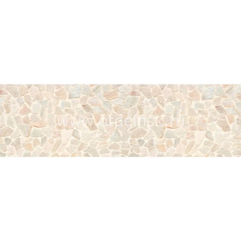 5394 Камень. Фартук для кухни пластиковый. 3 метра