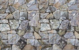 5395 Камень. Фартук для кухни пластиковый. 3 метра