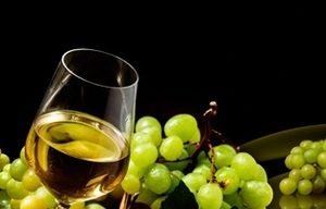 7941 Вино. Фартук для кухни пластиковый. 3 метра