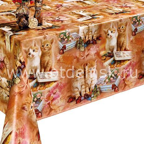 83A Клеенка столовая Декорама 1,4х20 м