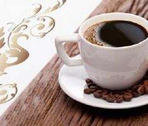 Чашка кофе. СА. Фартук для кухни пластиковый. 3 метра