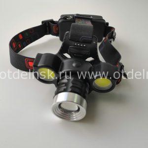 Налобный фонарь BT001 Fessle