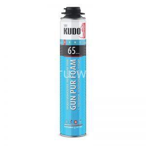 Пена монтажная профессиональная Kudo Home 65 (всесезонная -10С)