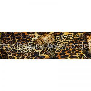 Кухонный фартук ХДФ. 10667 Леопарды.