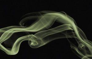 4214 Дым. Фартук для кухни пластиковый. 3 метра