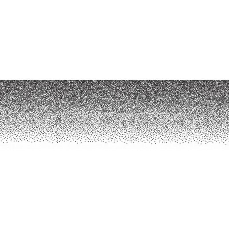10967 Рябь. Фартук для кухни пластиковый. 3 метра