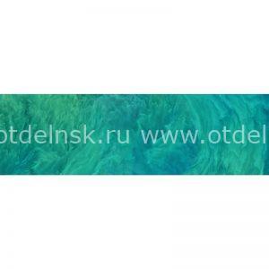 10978 Океан. Фартук для кухни пластиковый. 3 метра