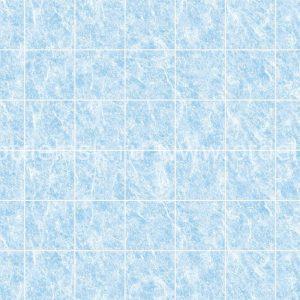 "Листовая панель МДФ 43324 ""Мрамор голубой 20х20 см"" 1220х2440х3 мм"